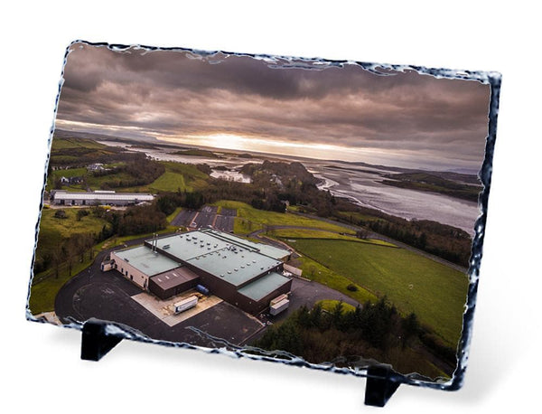 Abbot's Factory, Donegal Town, County Donegal, Ireland - Slate - Aerial Creations - Amazing Aerial Photography of Ireland.