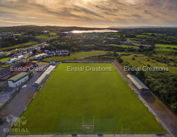 Aodh Ruadh, Ballyshannon - Digital Download - Aerial Creations - Amazing Aerial Photography of Ireland.