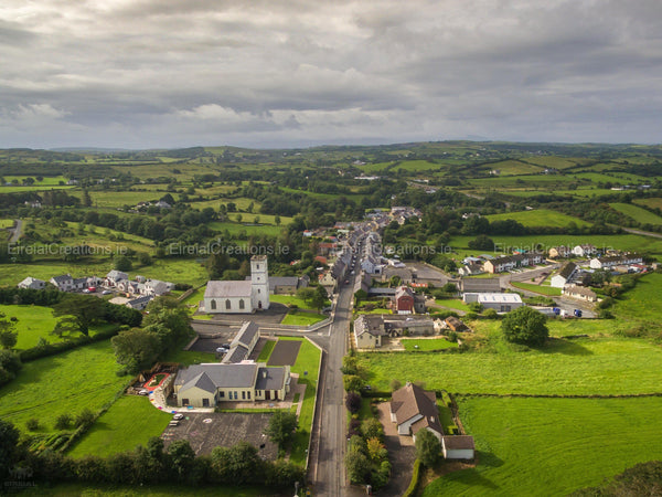 Ballintra, Donegal - Digital Download - Aerial Creations - Amazing Aerial Photography of Ireland.