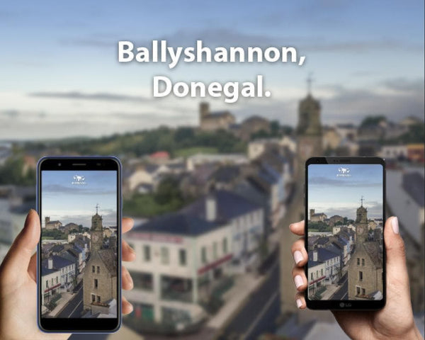 Free Wallpaper! Ballyshannon, Donegal.. - Aerial Creations - Amazing Aerial Photography of Ireland.