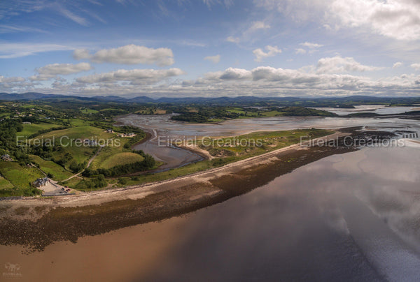 A Beautiful Beach near Mountcharles, Donegal - Digital Download - Eireial Creations - Drone Operator - Aerial Photography Ireland