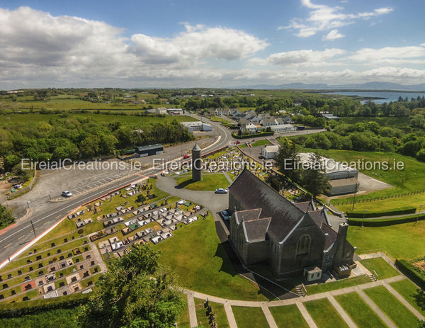 Bruckless, Donegal. - Digital Download. - Aerial Creations - Amazing Aerial Photography of Ireland.
