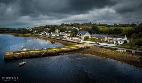 Mullinasole, County Donegal - Digital Download - Eireial Creations - Drone Operator - Aerial Photography Ireland