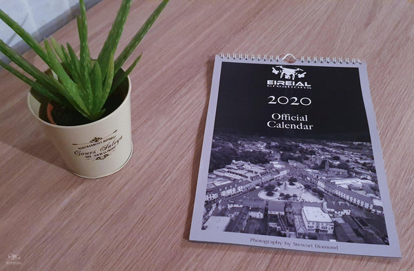 Eireial Creations Official 2020 Calendar - Aerial Creations - Amazing Aerial Photography of Ireland.