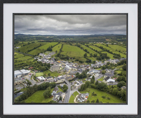 Framed Print of Pettigoe, Donegal. - Eireial Creations - Drone Operator - Aerial Photography Ireland
