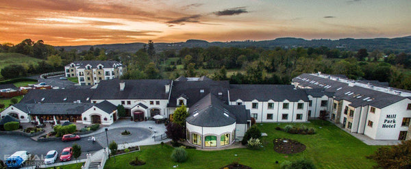 The Mill Park Hotel, County Donegal - Digital Download. - Aerial Creations - Amazing Aerial Photography of Ireland.