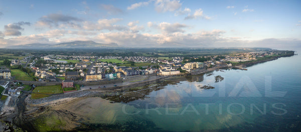 West End, Bundoran, Donegal - Digital Download - Aerial Creations - Amazing Aerial Photography of Ireland.