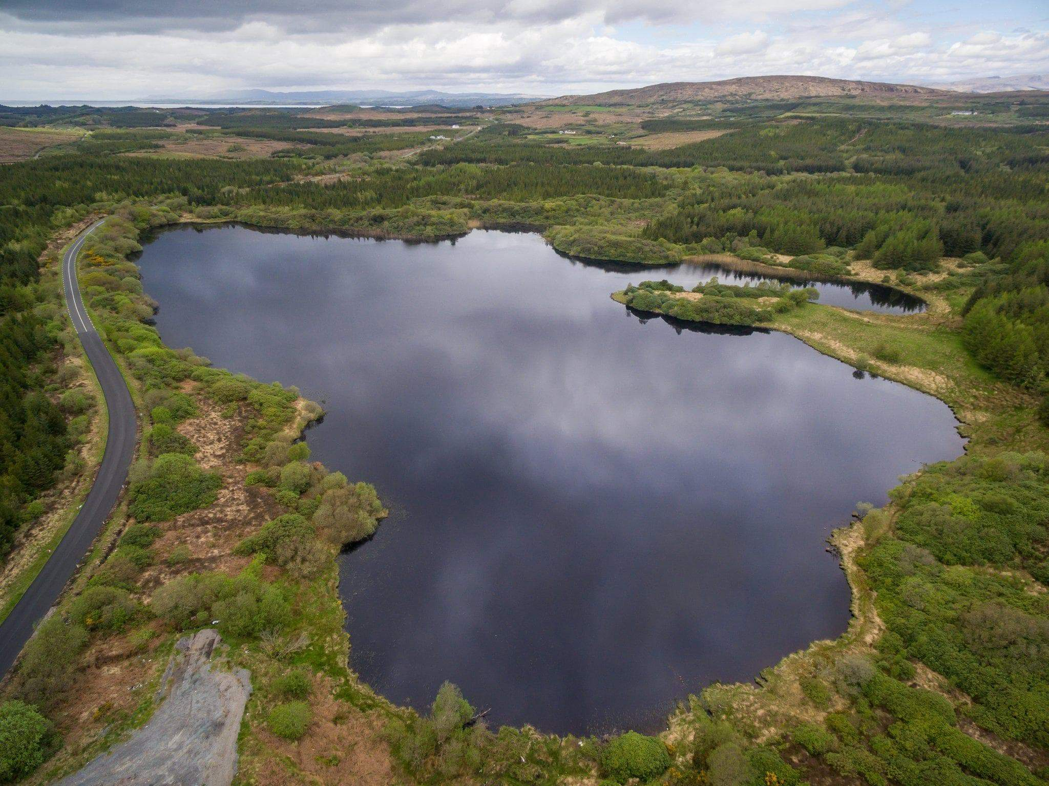 Lough Nadarragh, Rath Mountain, Co. Donegal