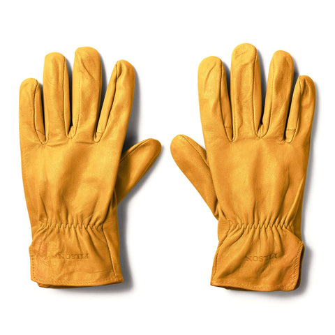 Filson Hanskar - Original Goatskin Gloves - Tan
