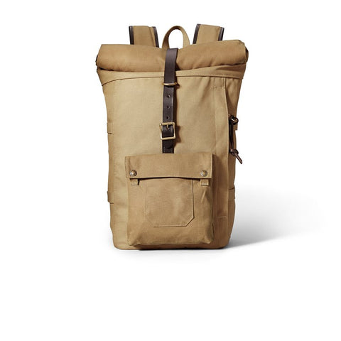 RollTop Backpack - Tan