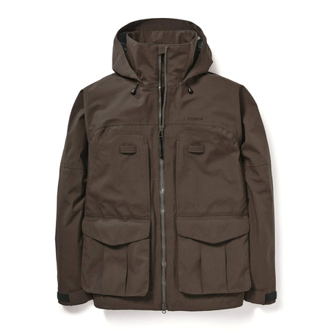 Filson Jakki - 3-Layer Field Jacket - Brown