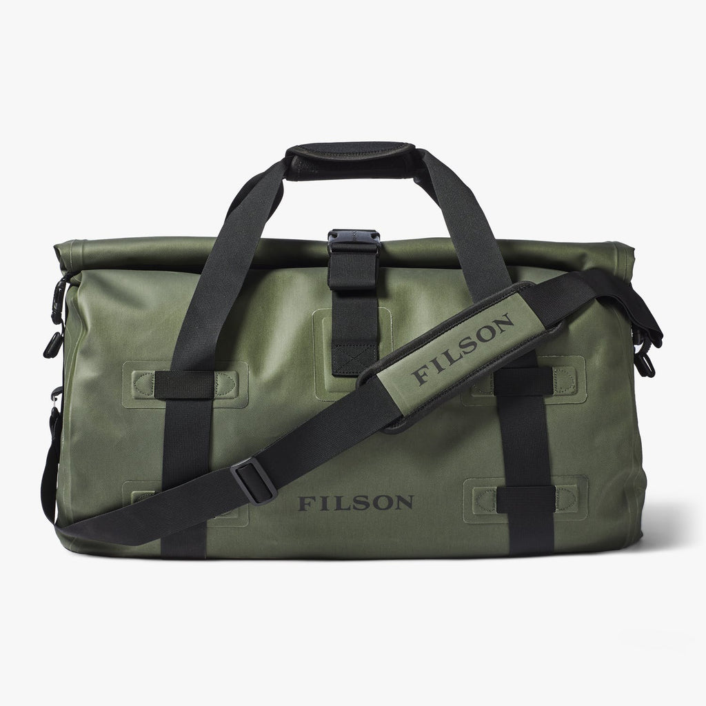 Filson Taska - Dry Duffle Medium - Green