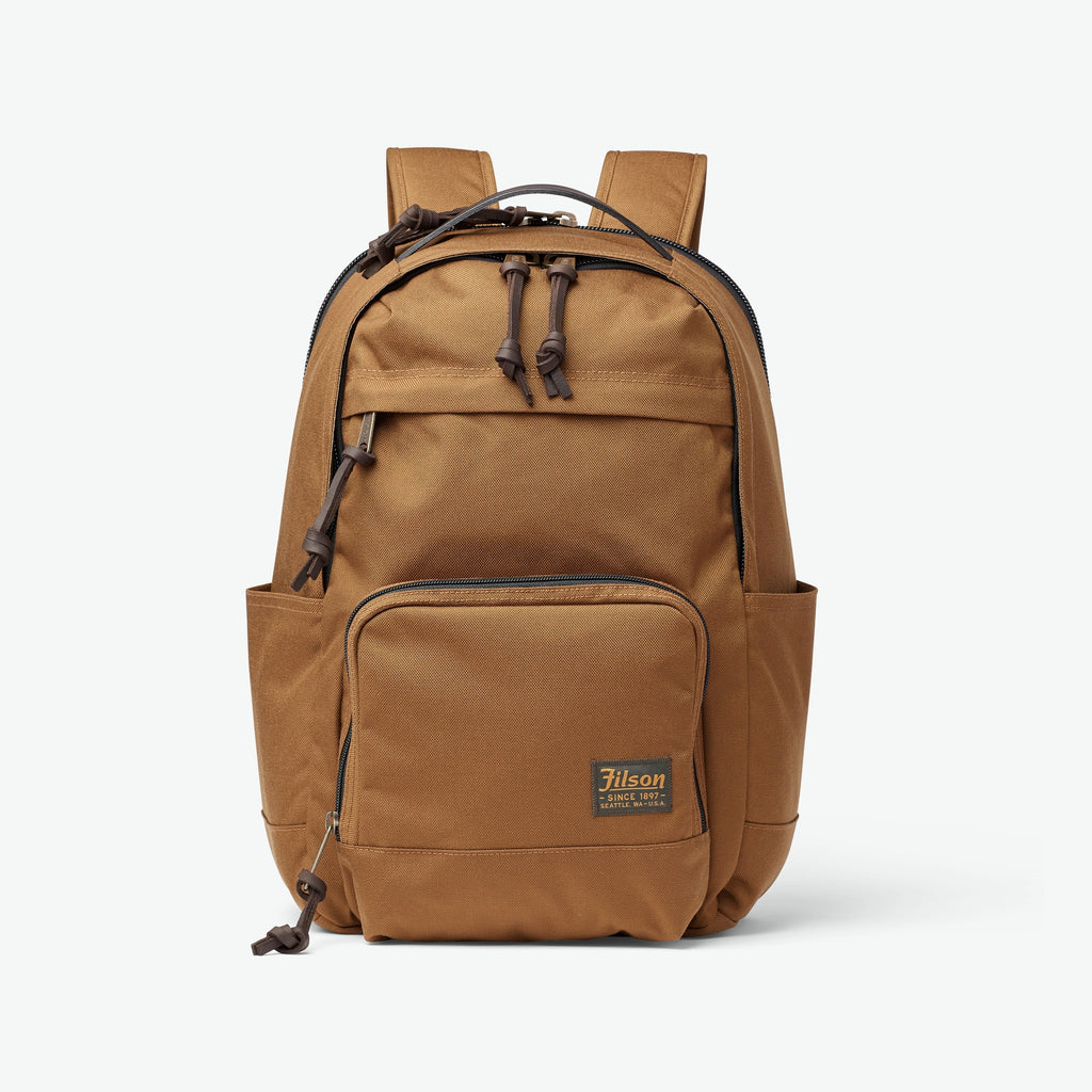 Filson Bakpoki - Dryden Backpack - Whiskey