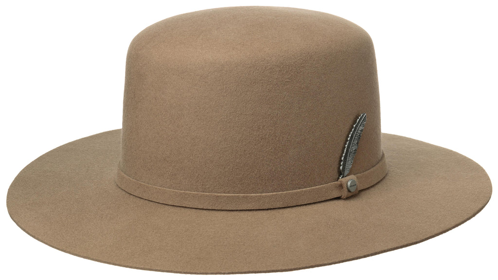 Stetson Hattur - 3598108 76 - Open Crown Woolfelt