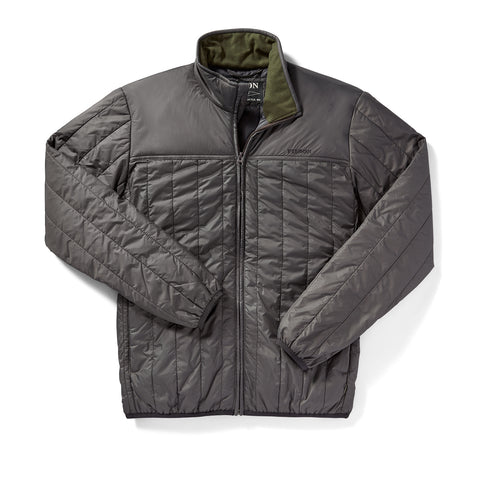 Filson - UltraLight Quilted Jacket - Raven