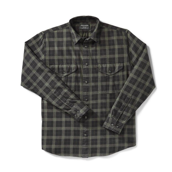 Filson - Alaskan Guide Shirt - Black