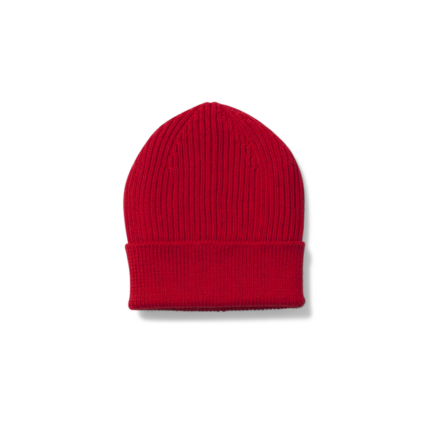 Andersen-Andersen - Beanie Long - Red