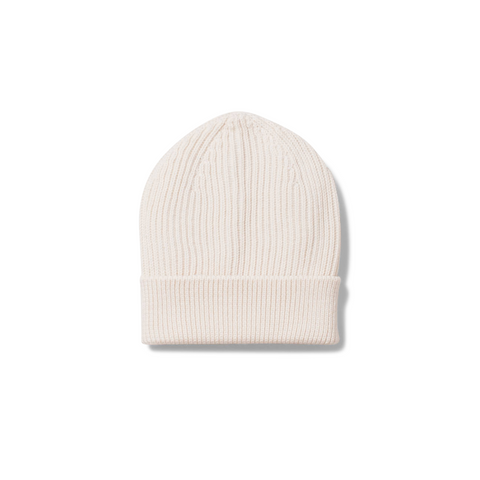 Andersen-Andersen - Cotton Classic Beanie - Off White