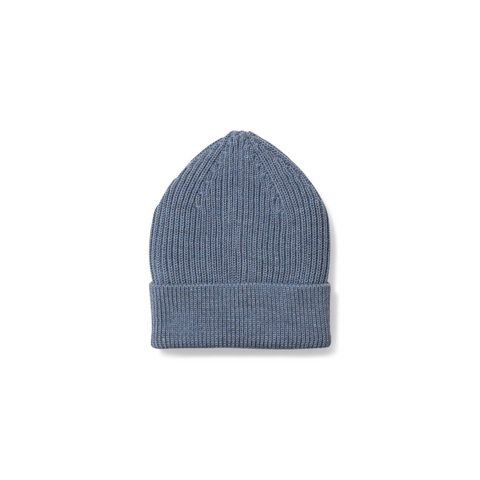 Andersen-Andersen - Beanie Long - Light Indaco