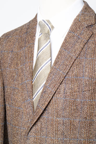 Carl Gross Harris Tweed Jakki - Margir Litir