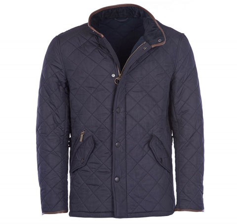 Barbour Jakki - Powell Quilt - Navy
