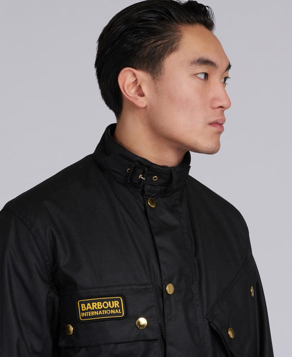 Barbour Vaxjakki - International Original - Black