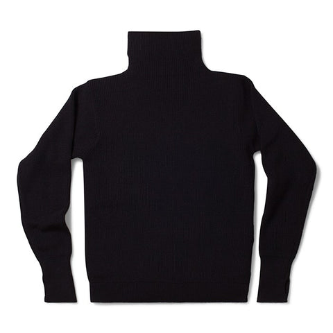 Sailor Turtleneck - Black - Andersen Andersen