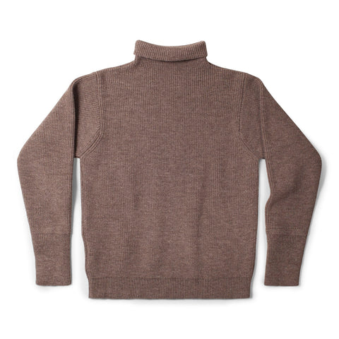 Sailor Turtleneck - Natural Taupe - Andersen Andersen