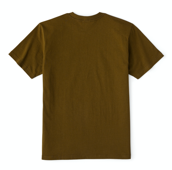 Filson Bolur -Outfitter Solid One Pocket - Olive Drab