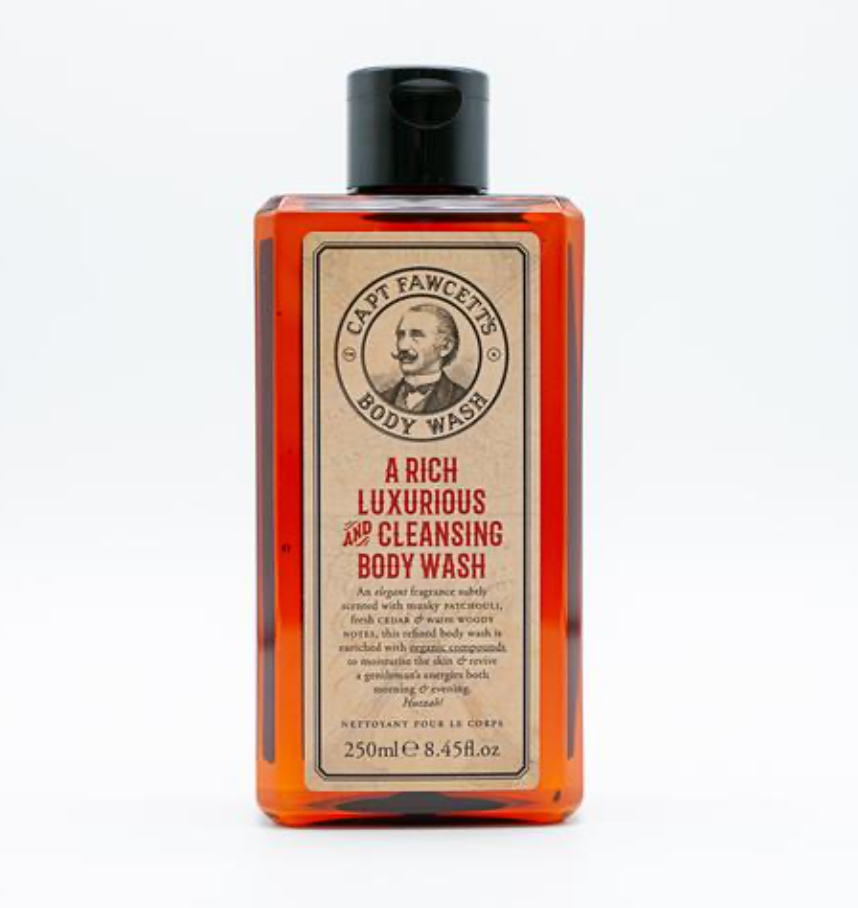 Captain Fawcett Sturtusápa - Expedition Reserve Body Wash
