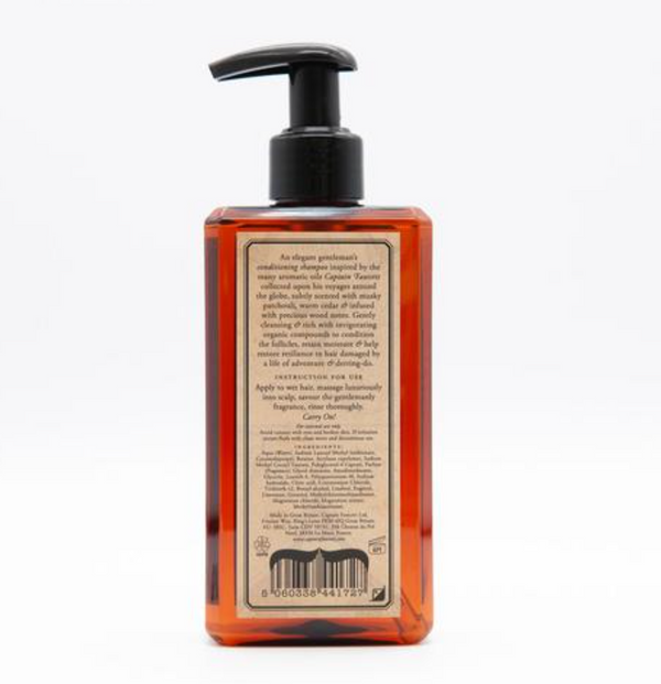 Captain Fawcett Sjampó - Expedition Reserve Shampoo