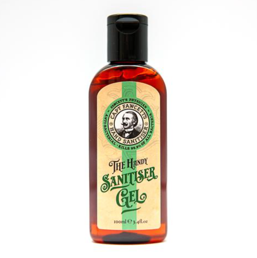Captain Fawcett Handspritt - Fawcett's Physician Handy Sanitiser Gel
