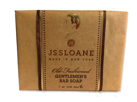 Old Fashioned Gentleman's Bar Soap