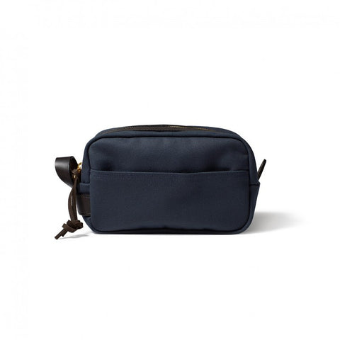 Filson - Travel Kit - Navy - snyrtitaska