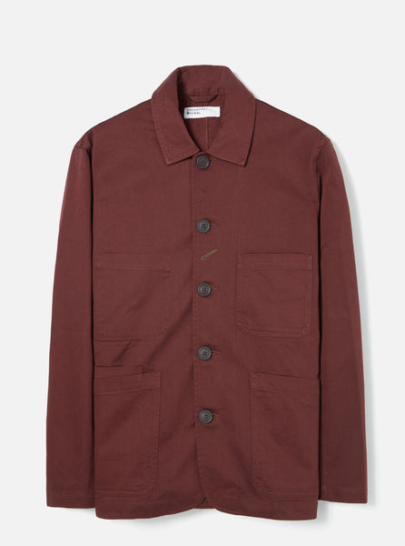 Filson Jakki - Lined Wool Packer Coat - Red/Black Plaid