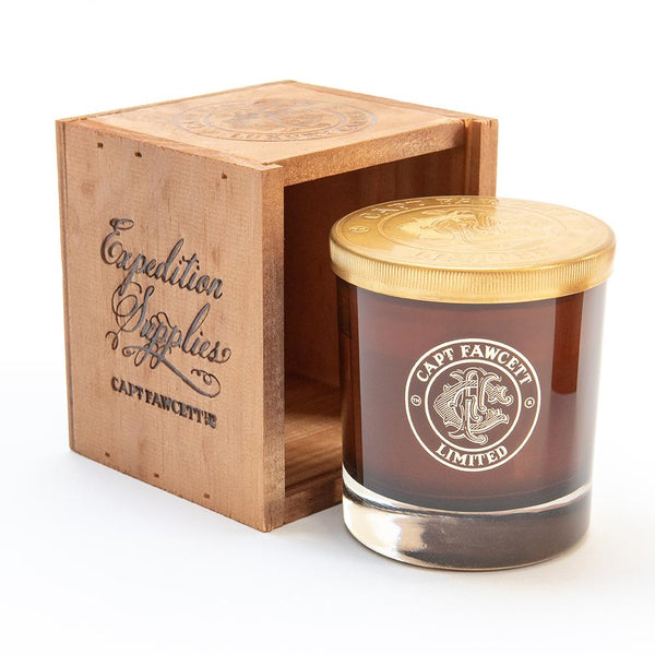 Captain Fawcett - Kerti - Luxurious Himalayan Temple Oud Soy Candle