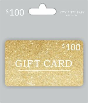 Itty Bitty Baby Boutique Gift Card $100