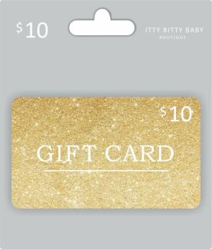 Itty Bitty Baby Boutique Gift Card $10