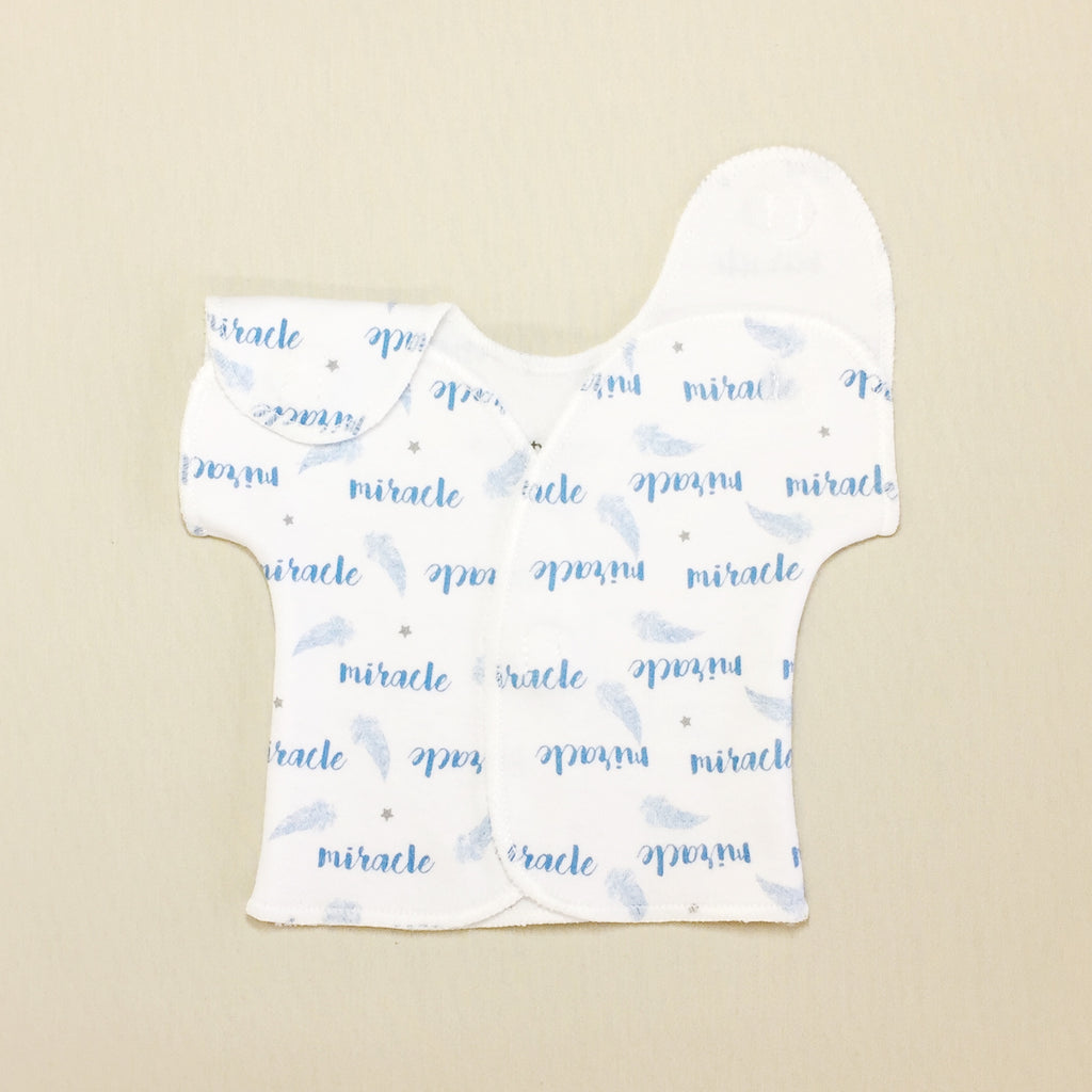 957e8f848 NICU Friendly T-Shirt Blue Miracle