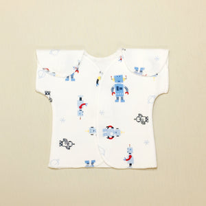 NICU adapted t shirt for preemie baby