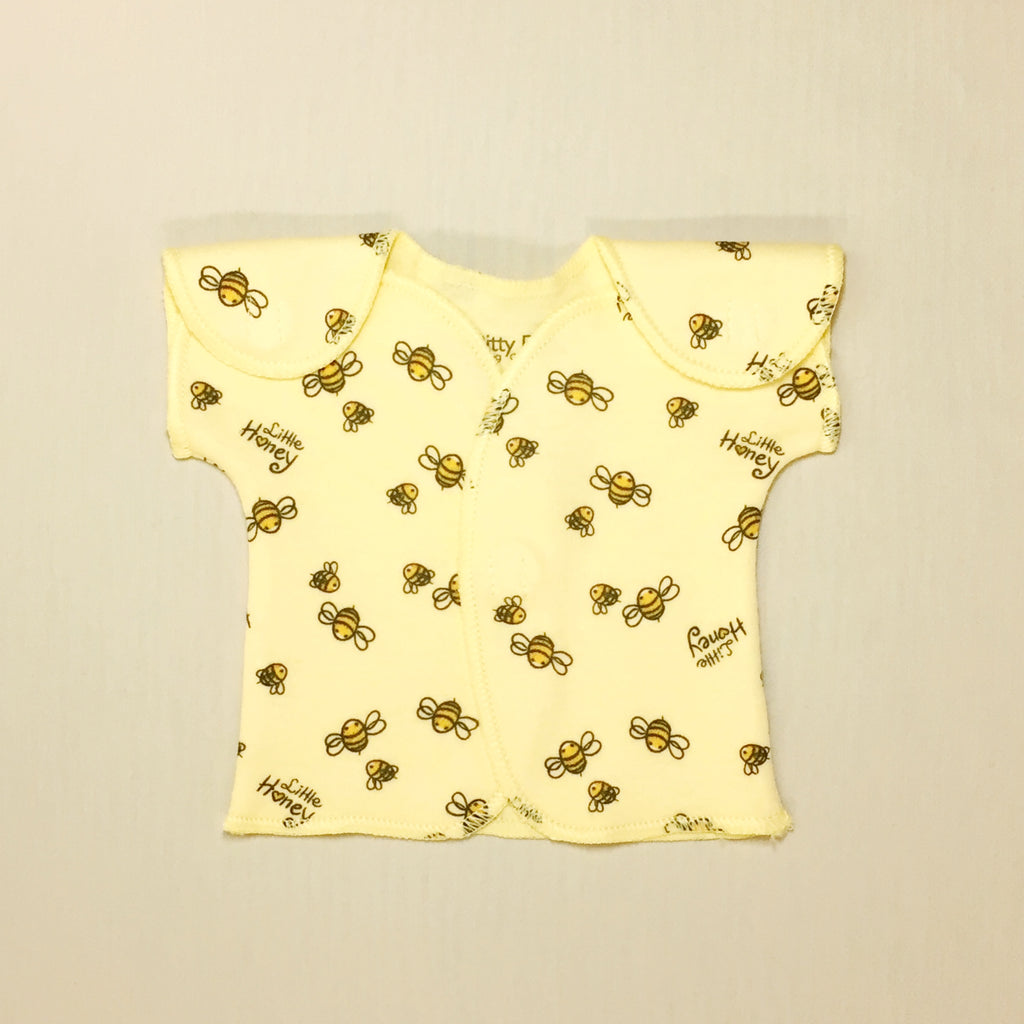 cb24f8066 NICU Friendly T-Shirt Honey Bee