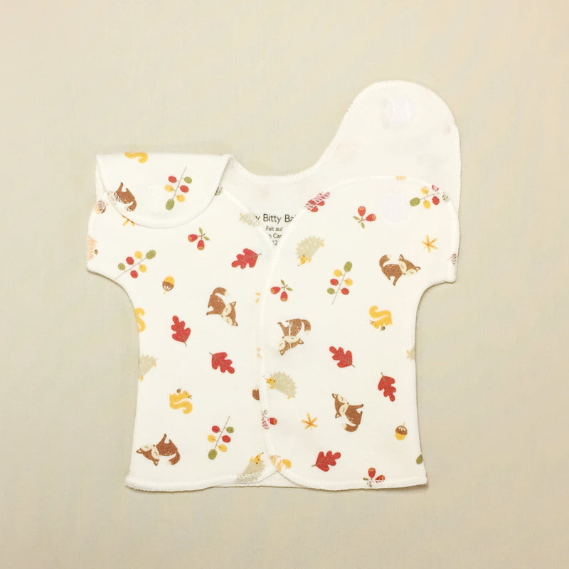 NICU Friendly T-Shirt Fox