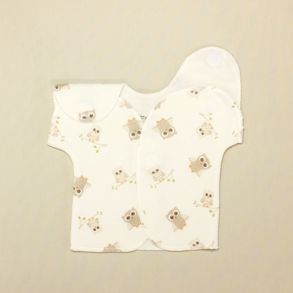 neonatal intensive care unit shirt for preemie baby