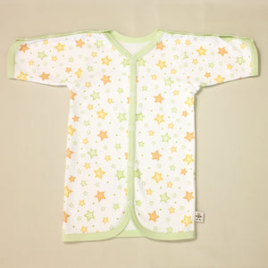 PICU Friendly Gown Twinkle