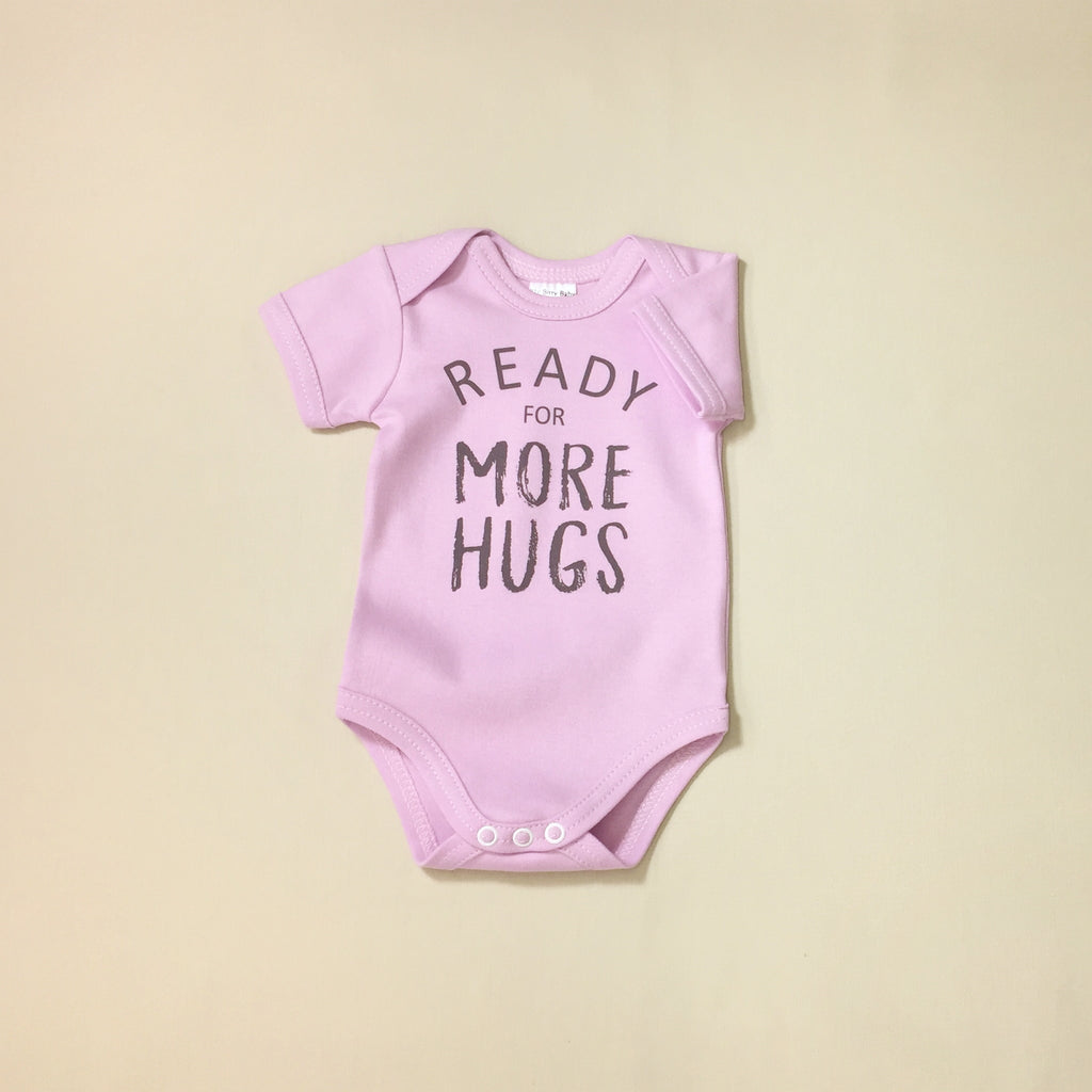 lap shoulder onesie for baby