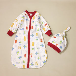 cotton wearable blanket sleep sack for baby