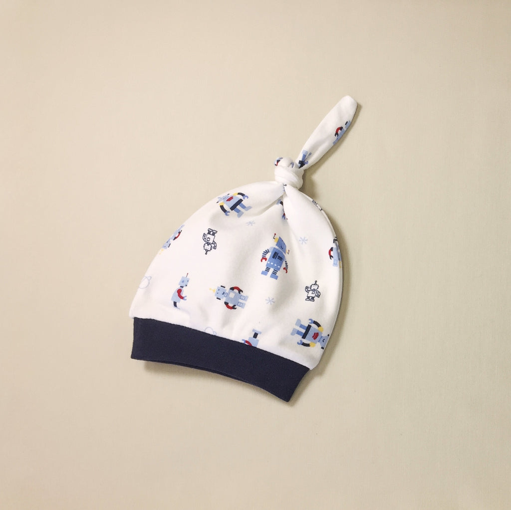 adjustable baby hat