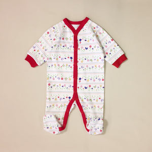 cotton footed sleeper for baby