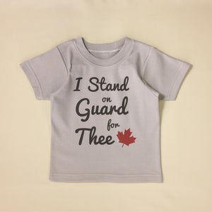 canadian kids shirt