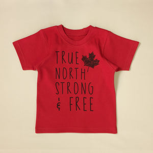 True North Strong Tee